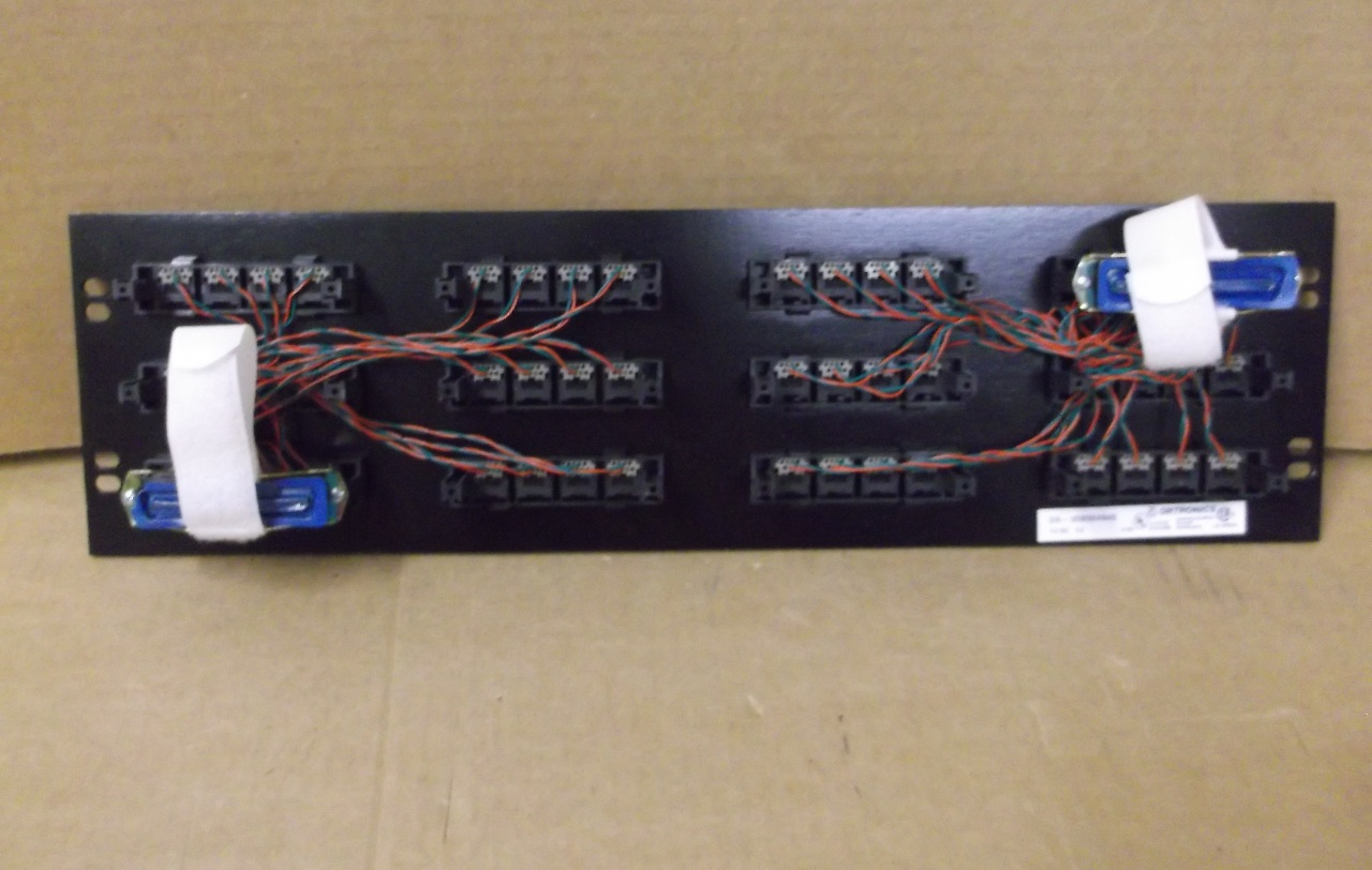 Ortronics Patch Panel Instructions Wiring Diagram