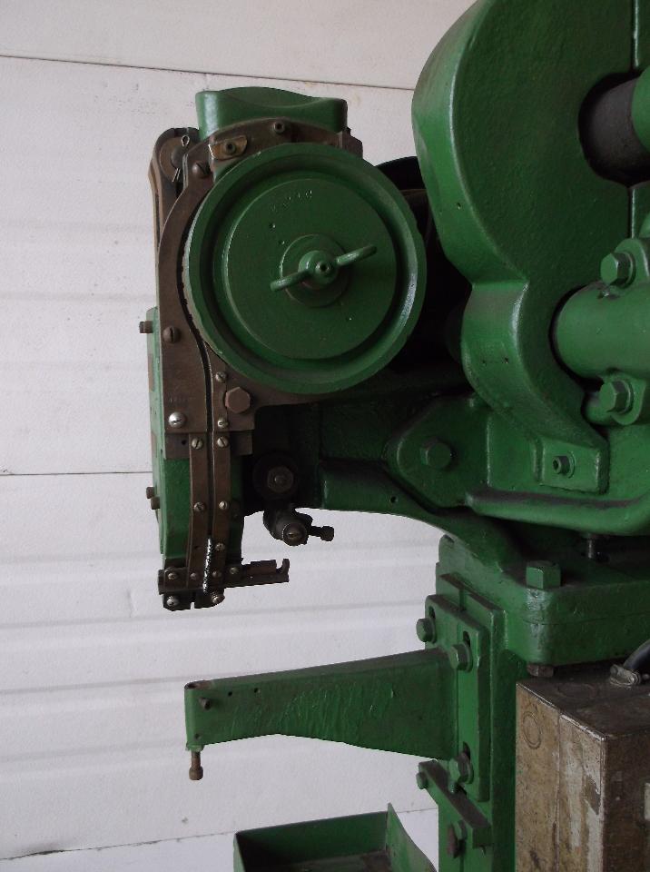 Rivet Machine Anvils : Machines daves industrial surplus llc