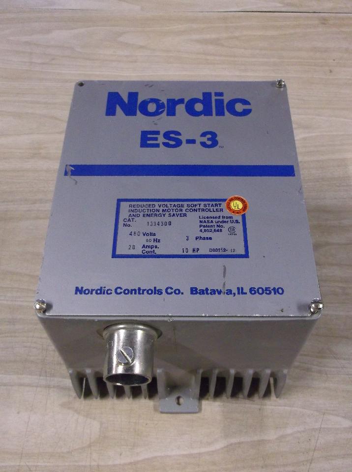 Nordic ES-3 1334300 Reduced Voltage Soft Start Motor ...