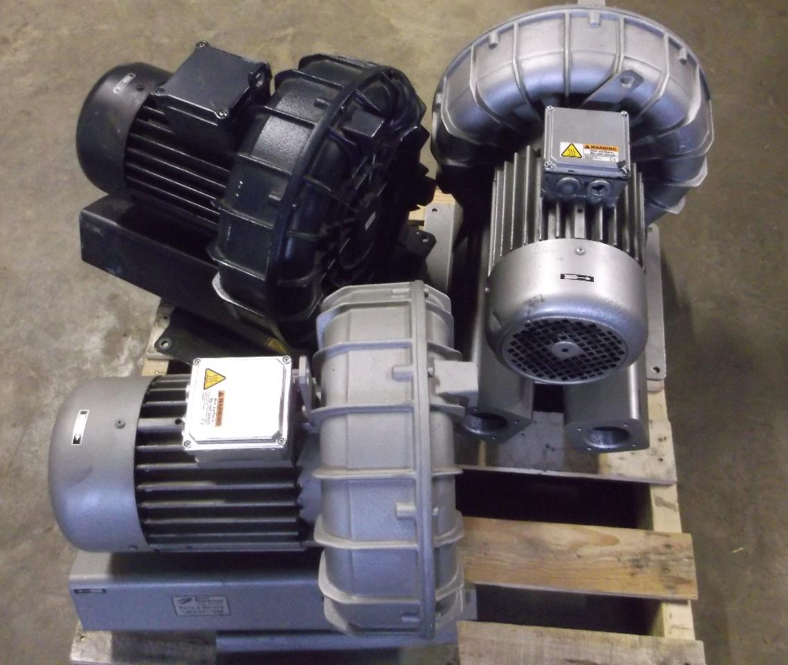Gardner denver rietschle thomas sap3001024191321 vacuum for Air motors and drives llc