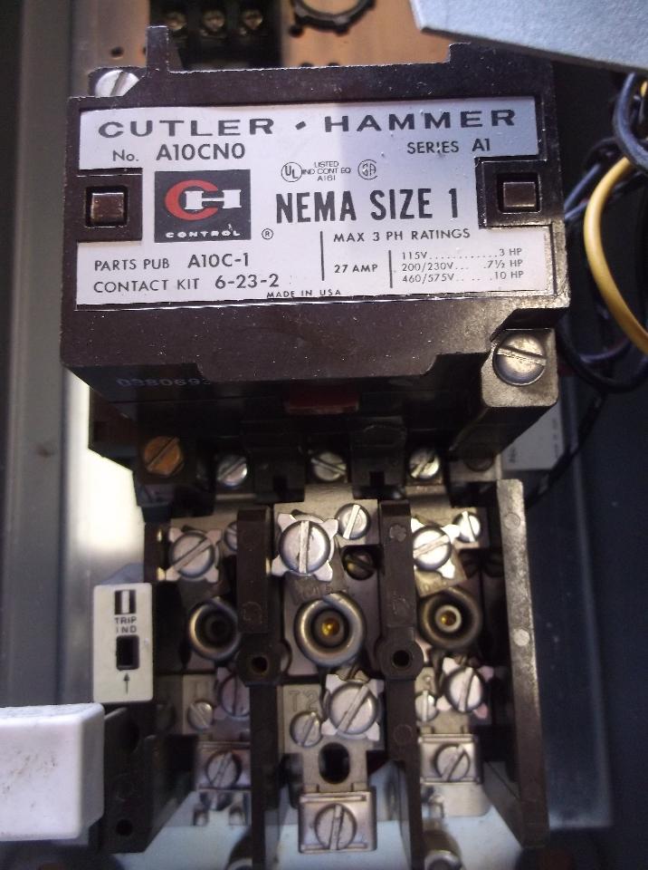Motor Wiring Diagram Likewise Cutler Hammer Starter Wiring Diagram