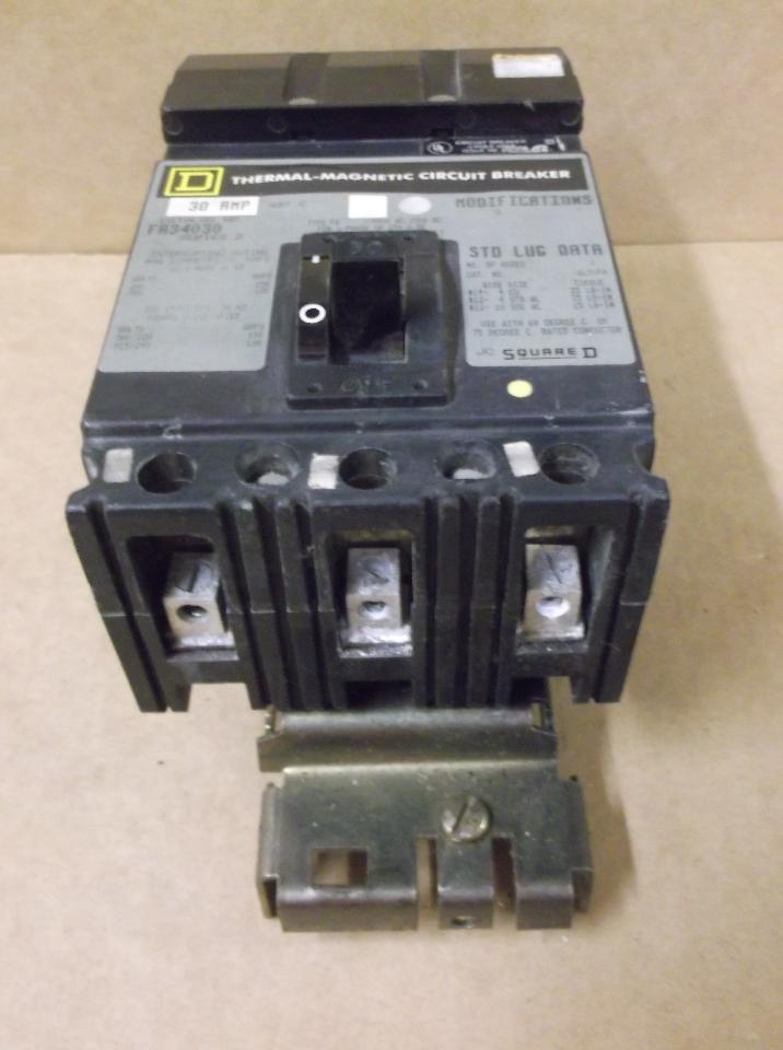 diagram 3 pole square d 2510k02 square d wiring schematic square d fa34030 circuit breaker grey label 3 pole 30 amp ...