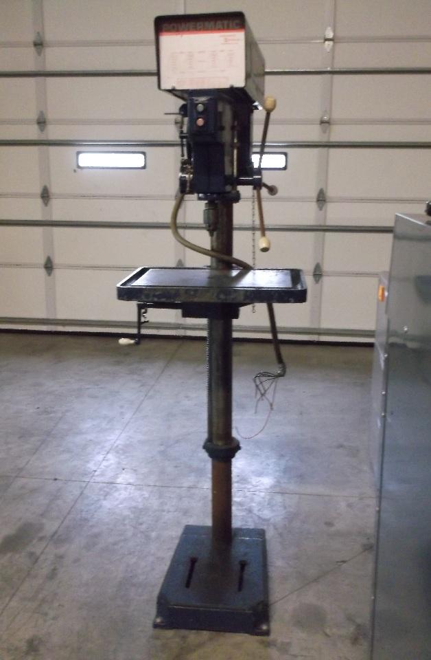 Powermatic 15 Quot Floor Model Drill Press Model 1150a S N