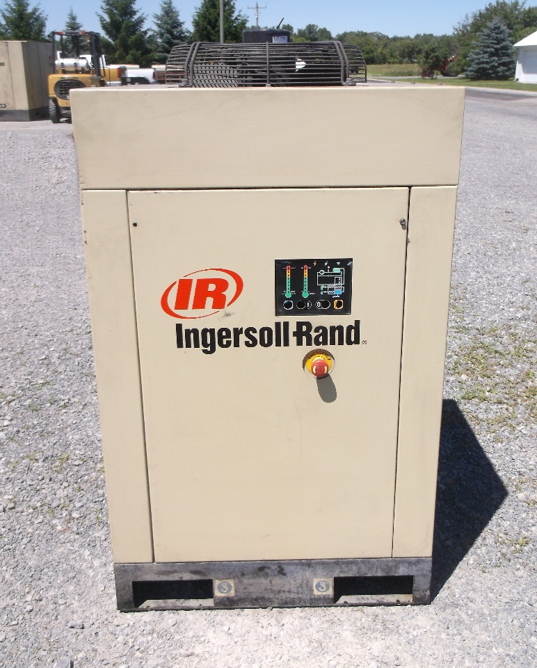 ingersoll rand ts1a air dryer 150psi 460v 3 phase daves industrial surplus llc