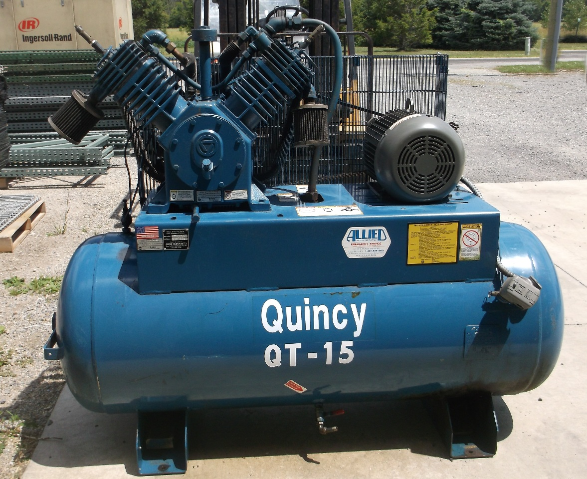 Quincy Duplex Air Compressor Wiring Diagram Solution Of Your Diagrams L130 John Deere 240v Champion