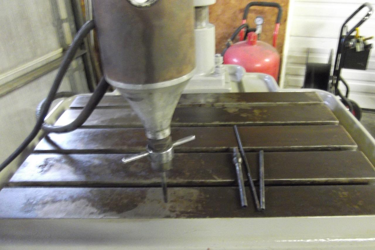 Electro Arc 2db 13 Amp Tap Metal Disintegrator Machine