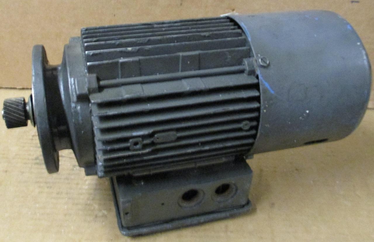Sew eurodrive motor drt80k4bmg1hr 75 hp 1700 rpm 3ph for Sew motors and drives