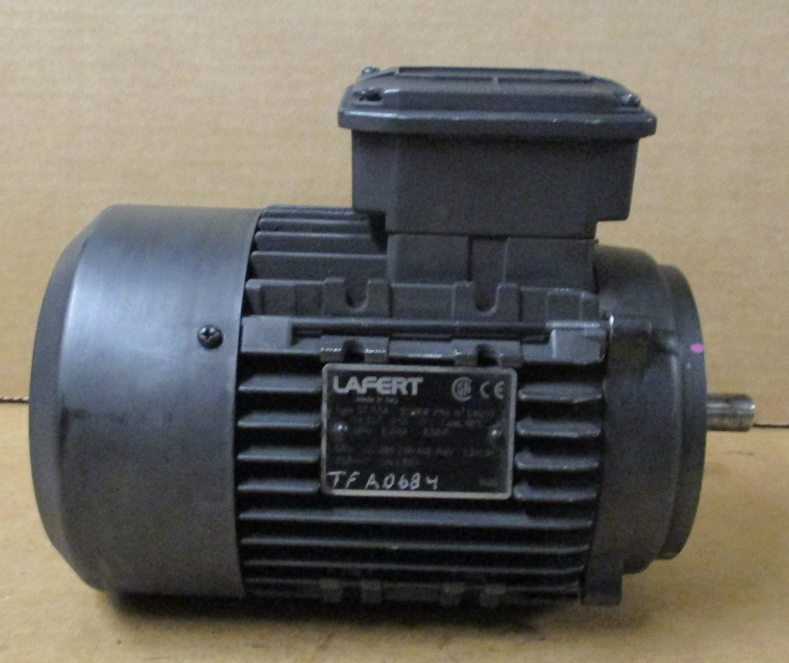 Lafert Motor St71s4 50 Hp 60hz 208 230 440 460v Made In