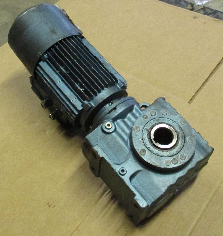 Sew Eurodrive Motor Dft80k4bmg1hrz 75hp 1700 Rpm 3 Ph