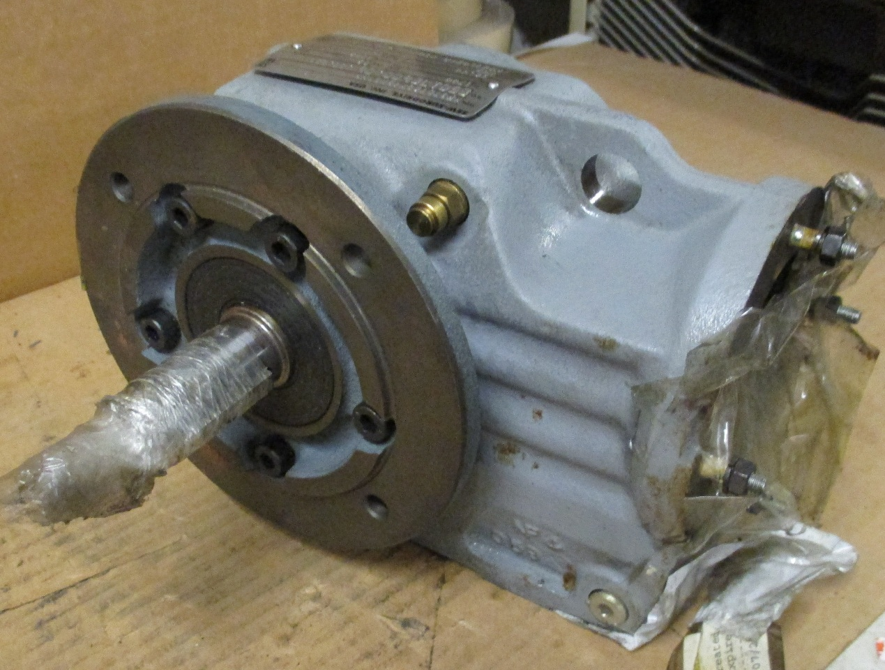 Sew eurodrive gearbox only kf37dt80k4bmg1hr daves for Sew motors and drives