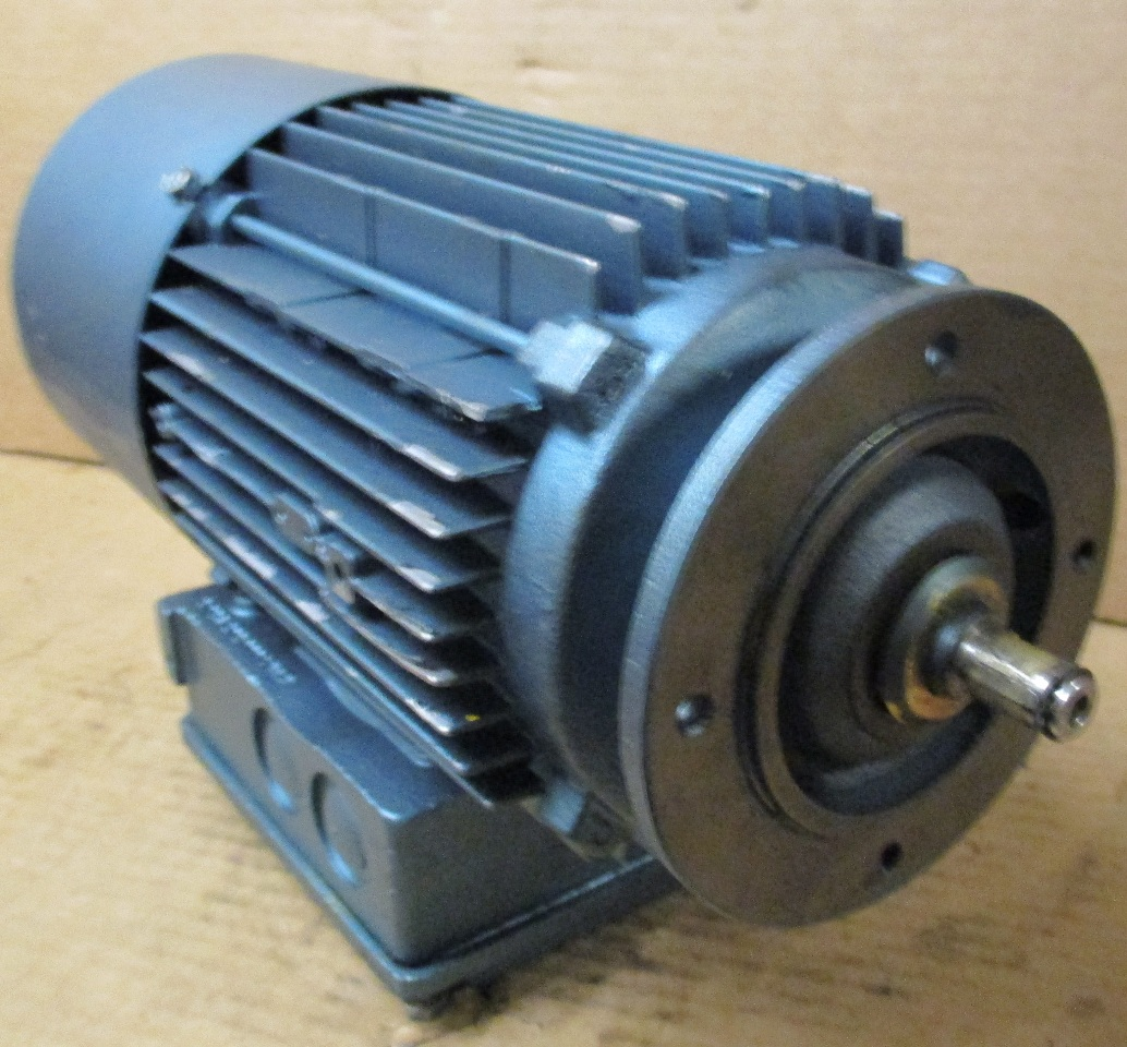 Sew Euro Motor 1700 Rpm 3 Ph Tefc