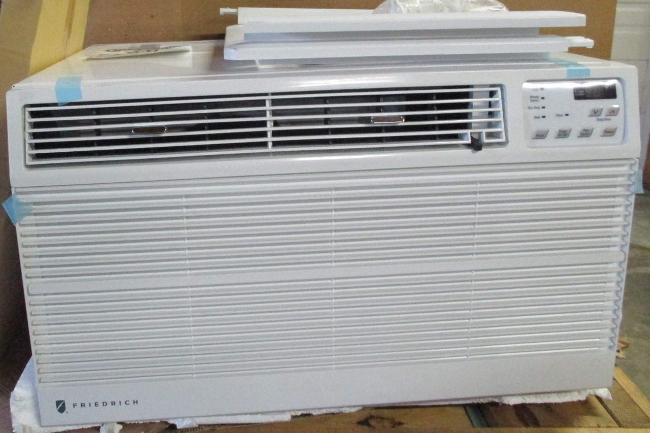 room air conditioner with electric heat Daves Industrial Surplus LLC #897742
