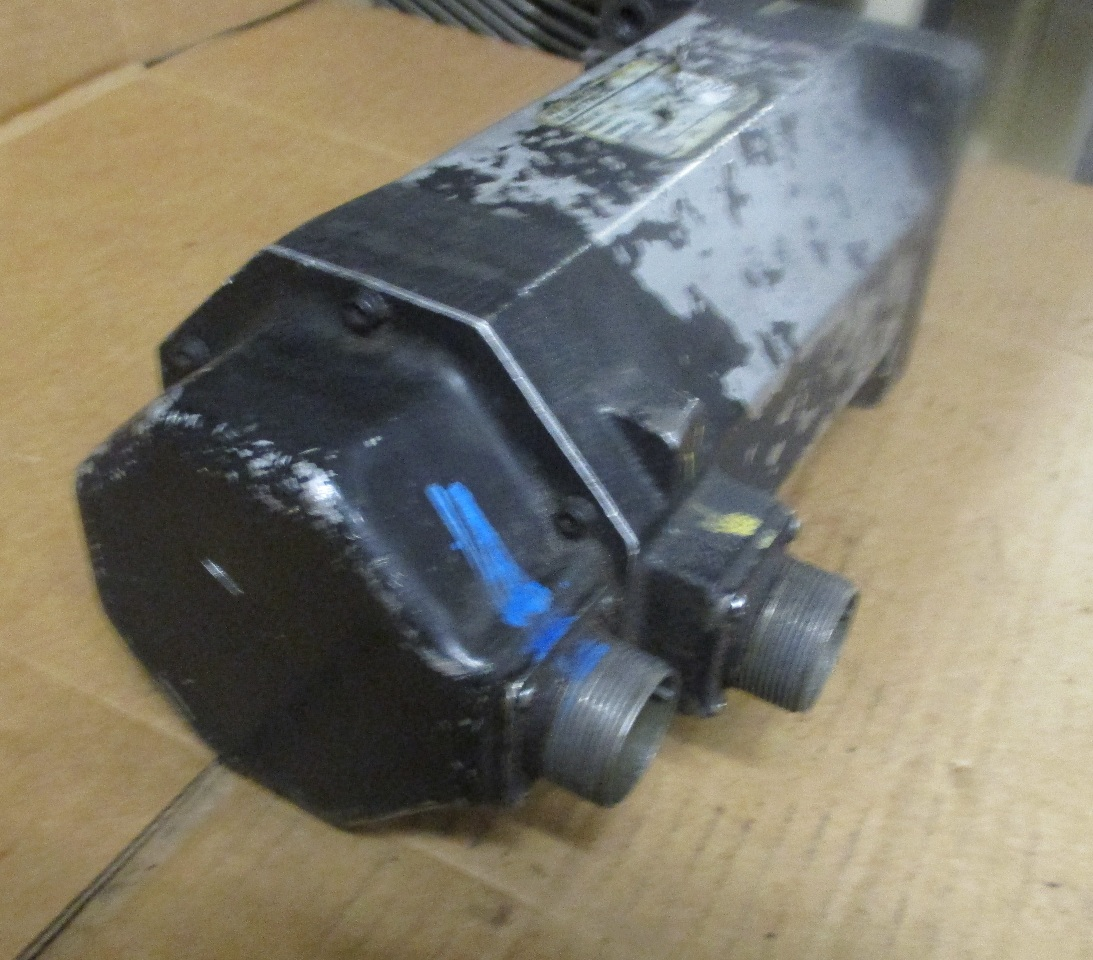Reliance Electric Servo Motor F 4050 Q H00aa Daves