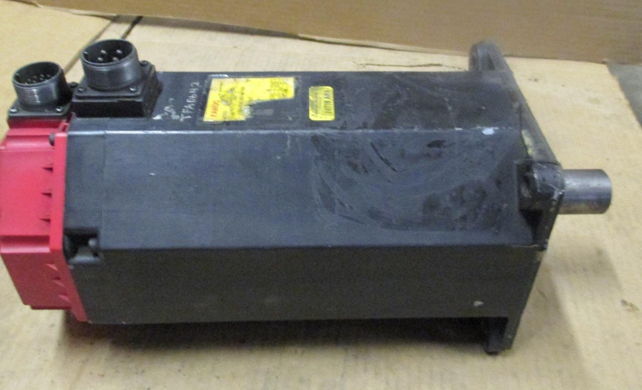 Fanuc Ac Servo Motor A06b 0502 B074 7008 Daves Industrial Surplus Llc