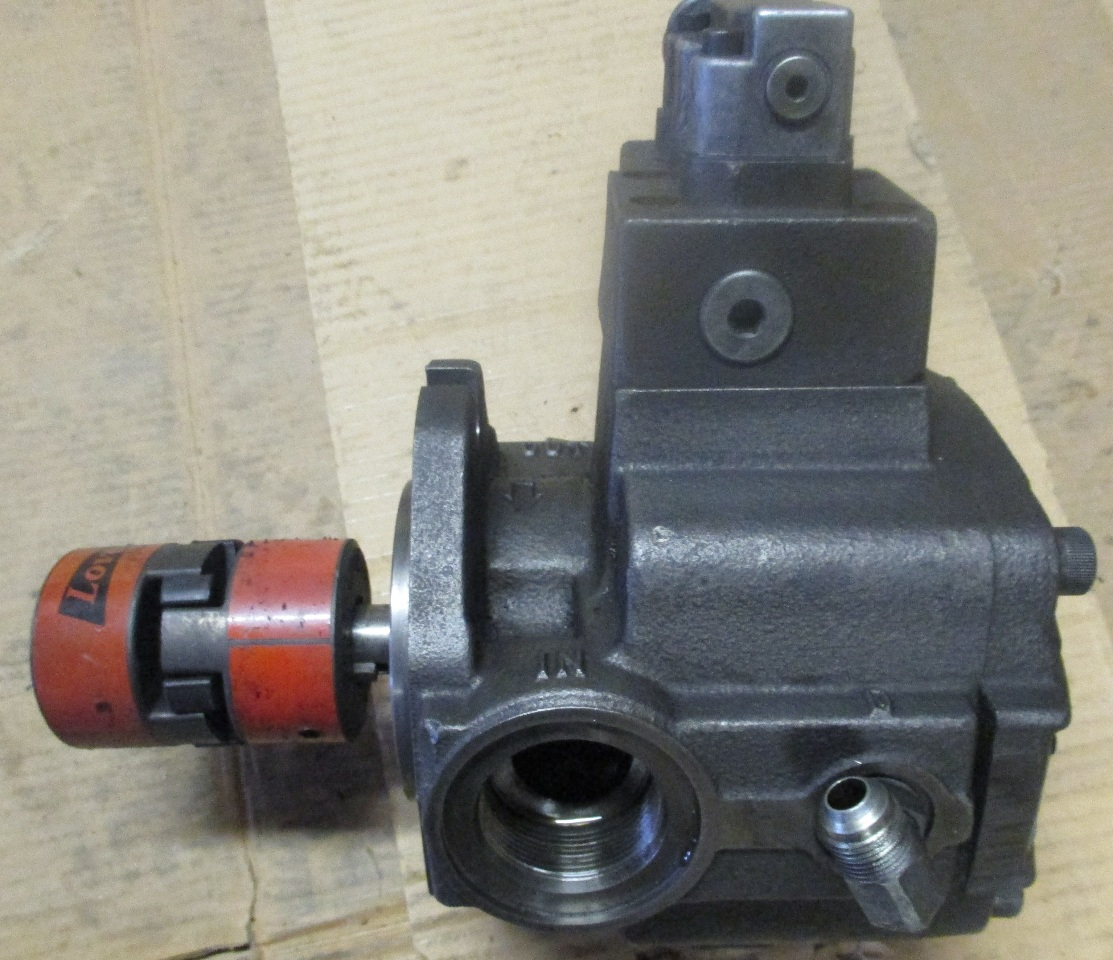 BOSCH-VPV-VANE-PUMP-3000psi-Used w/Lovejoy L-100 - 1.375 ...