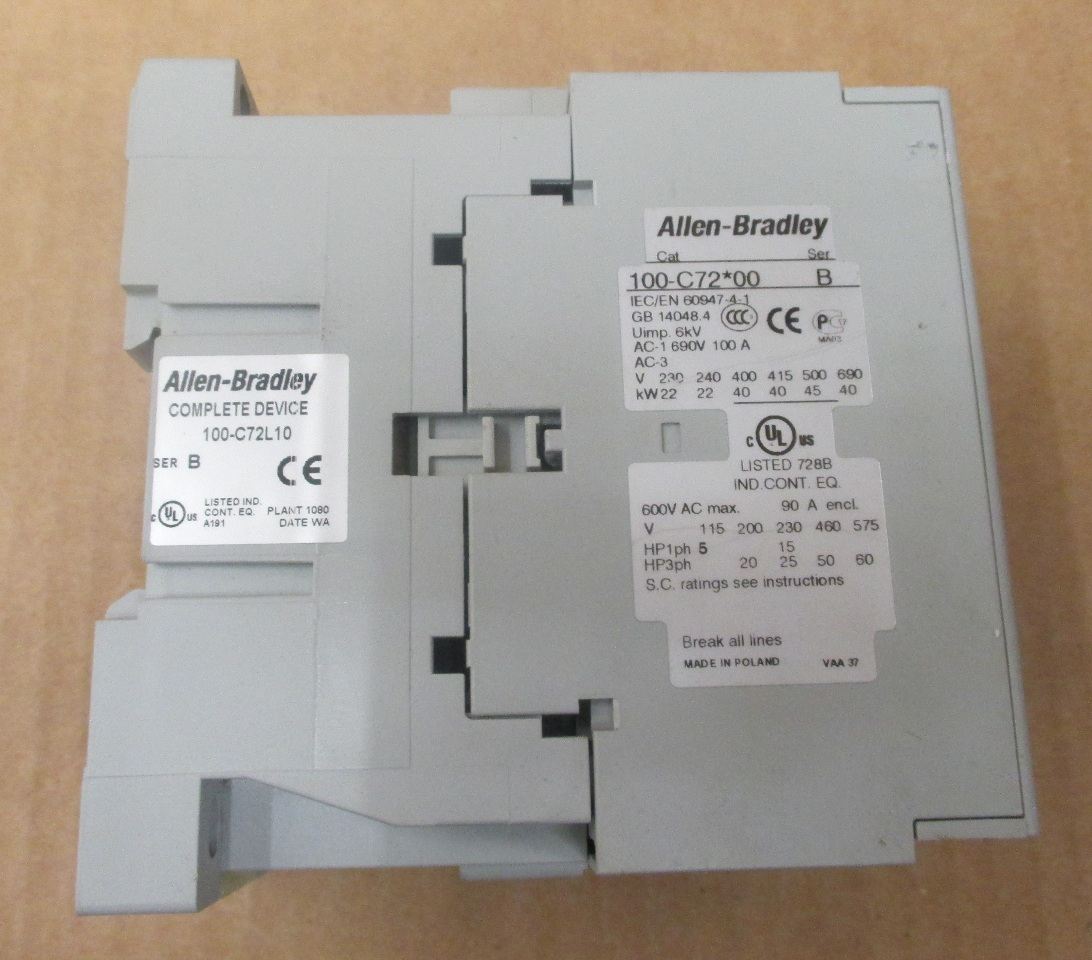 proposal works allen bradley