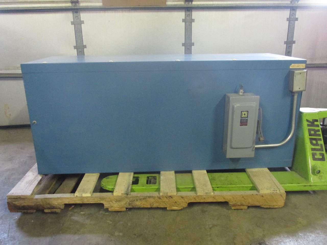 Industrial Air Systems : Airflow systems inc industrial air cleaner model f