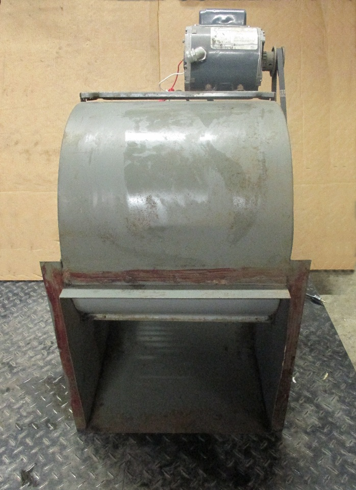 Blower w ge 1 4 hp motor 1725 rpm single phase daves for 1 hp blower motor