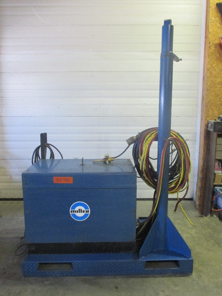 Miller mp 45e welding system with 18ft jib boom - Webaccess leroymerlin fr ...
