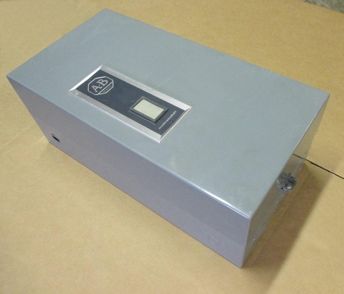 Allen Bradley 200 Amp Nema Type 1 Enclosure 500l Daves
