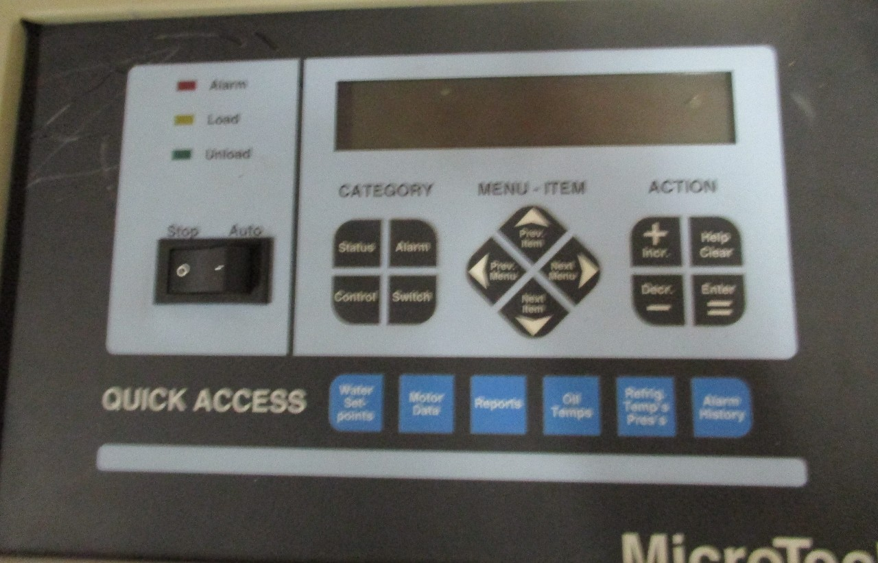 Mcquay wsc079 caaa air conditioning microtech control panel daves mcquay wsc079 caaa air conditioning microtech control panel asfbconference2016 Images