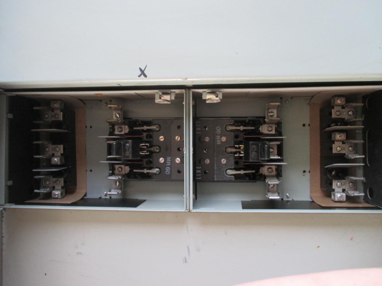 ge general electric qmr panelboard 800 amp 277 480 volt. Black Bedroom Furniture Sets. Home Design Ideas