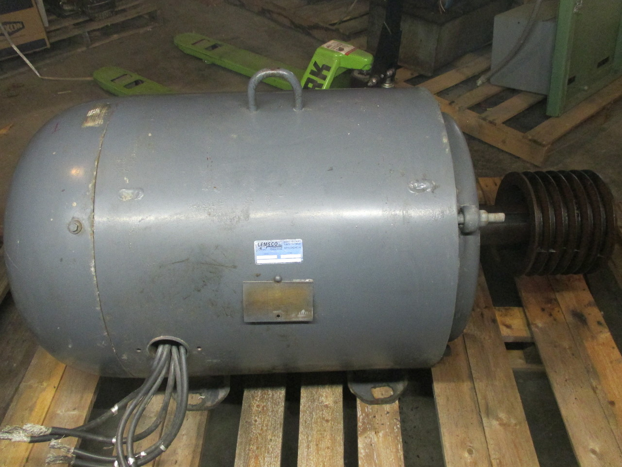 Us Motor 200hp 1780rpm 460v Fr 445t Electric Motor
