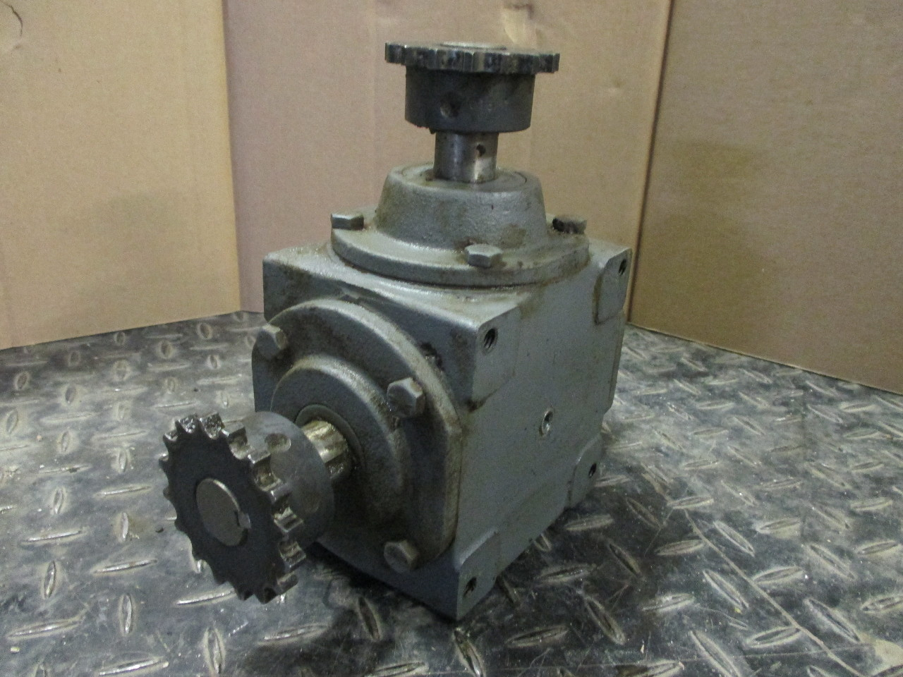 Hub City Gear Reducer 0220 00802 150 Ratio 1 1 Model 150