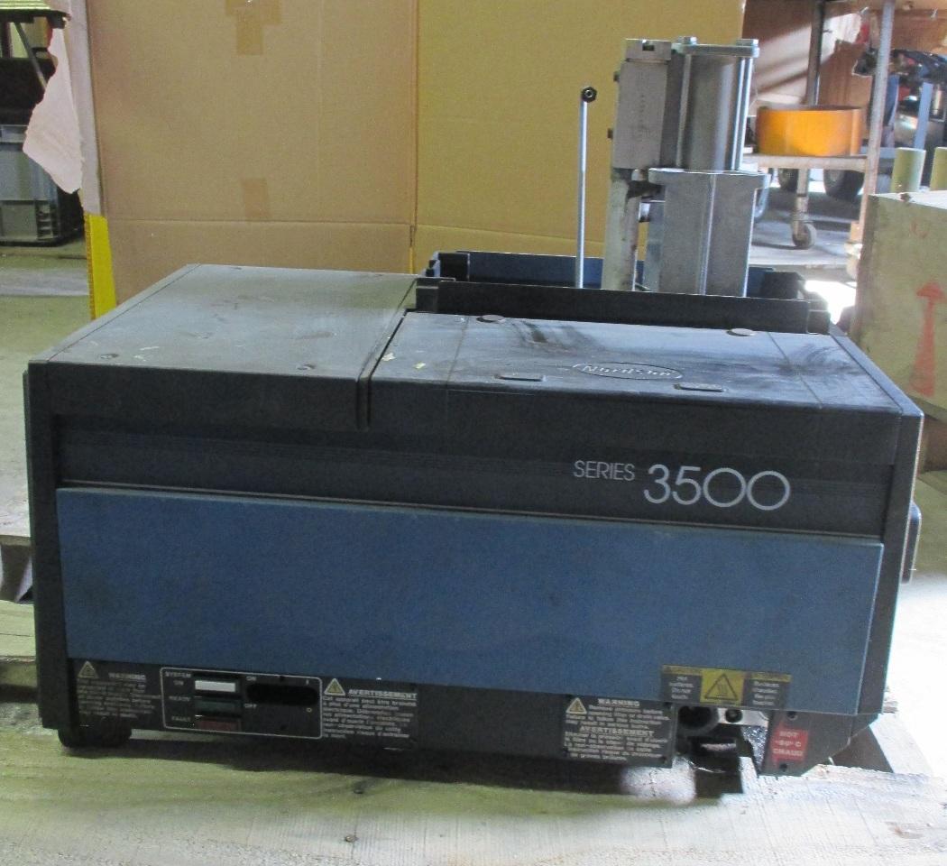 Nordson 3500 1EA34 Hot Melt Glue System Daves Industrial Surplus LLC #486583