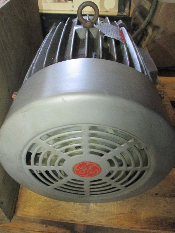Ge General Electric 10hp 1740 Rpm Induction Motor Model