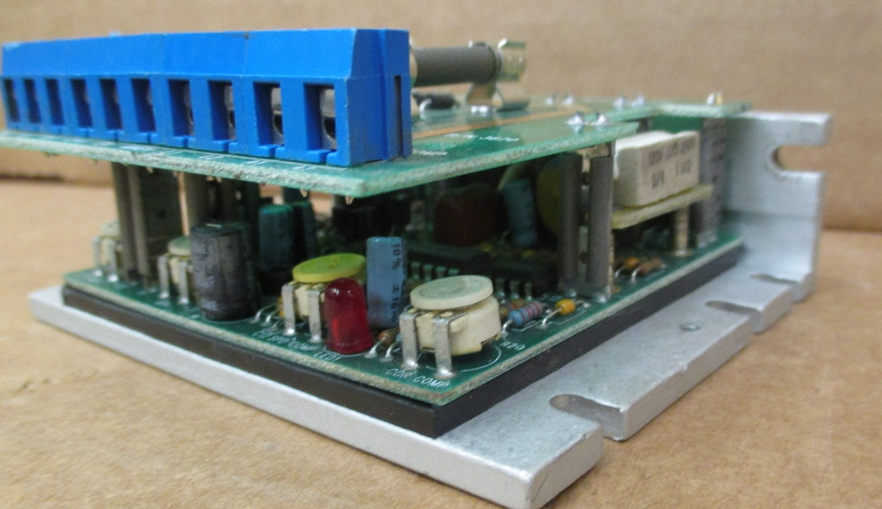 Kb Electronics Dc Motor Torque Control Kbtc 125 Ebay