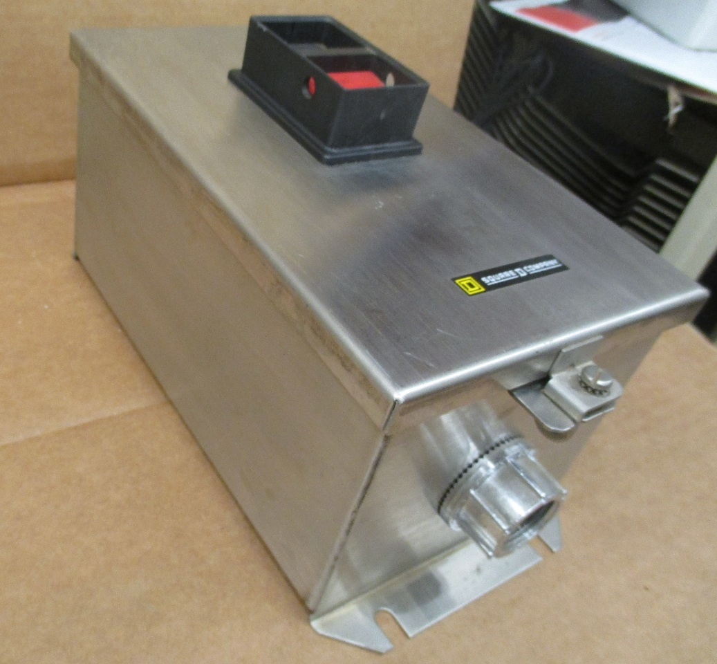 2510mcw13 New Other Square D Manual Starter Mcw13 2510