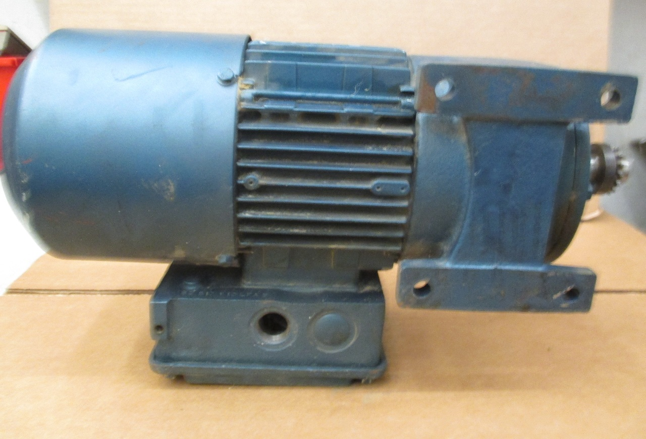 Sew eurodrive 33hp 1720 274 rpm gear motor for 4 rpm gear motor
