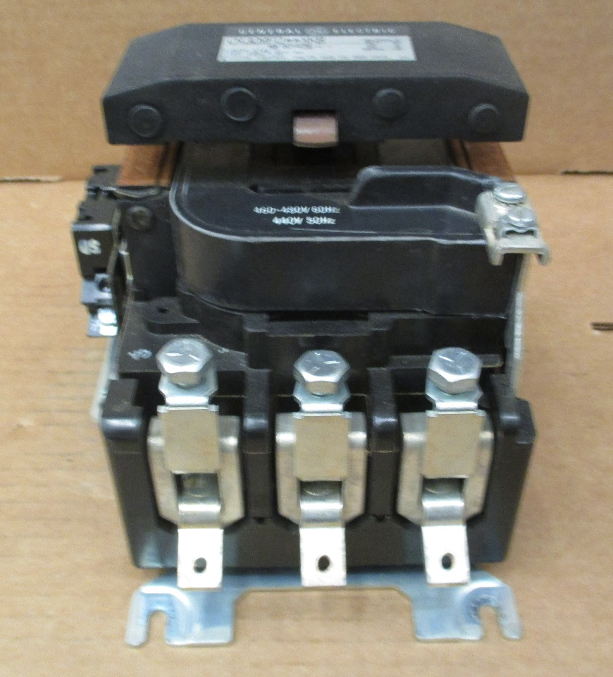 Ge general electric cr309f0 xkb nema size 4 600vac 135a for When do you need a motor starter