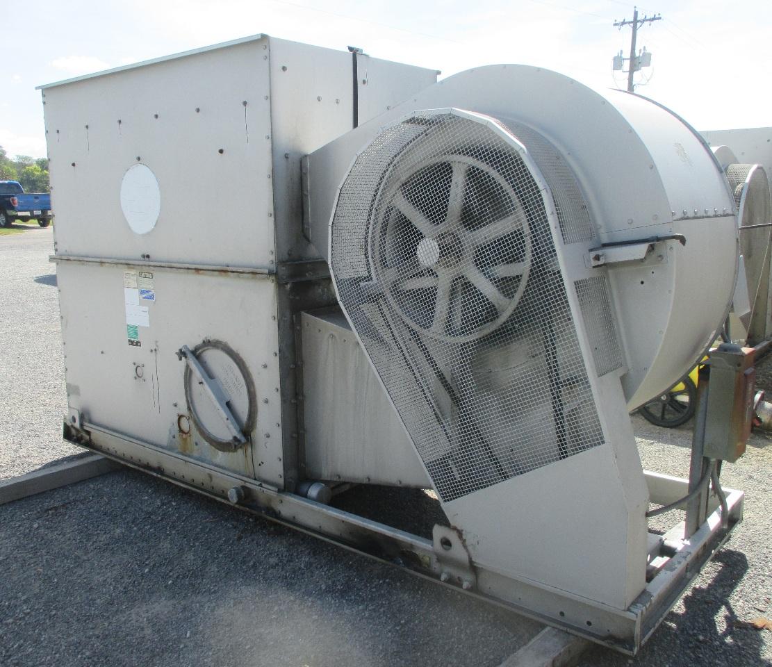 Baltimore aircoil bac vtl 051 g c cooling tower 51 ton for Air motors and drives llc