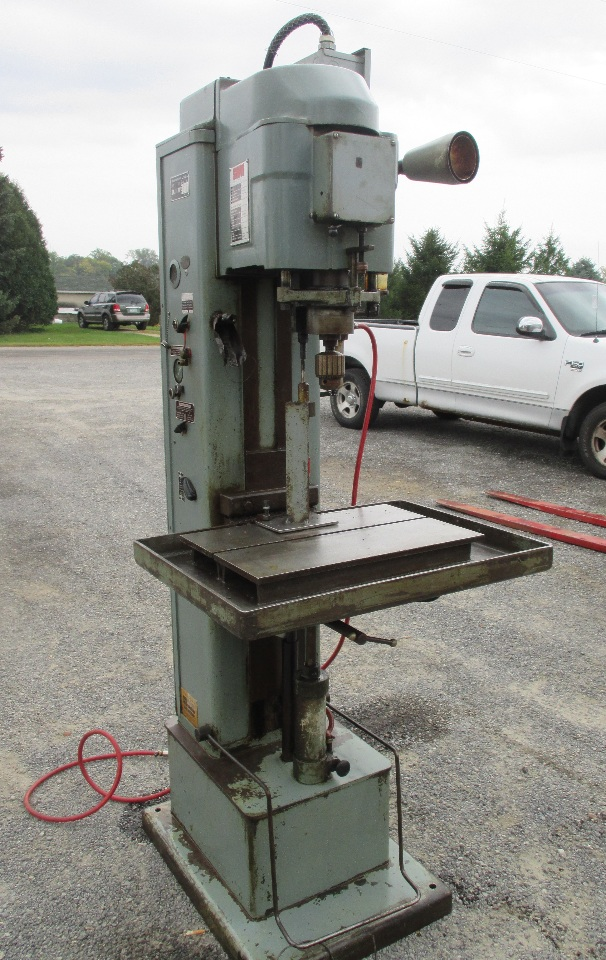 Snow Automatic Drill Machine Dr 3 With Master Fixture 9 1