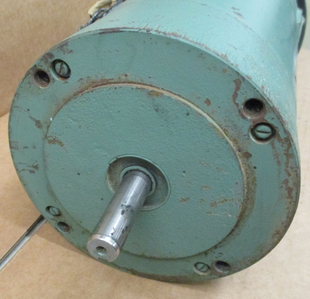 General Electric D C Motor Mod 5bcd56rc433 Hp 1 Daves
