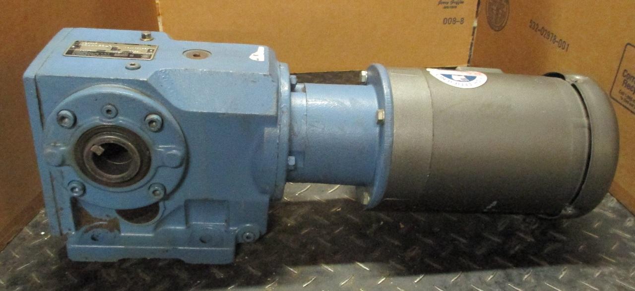 baldor gear motor mod vm3554 w sew eurodrive