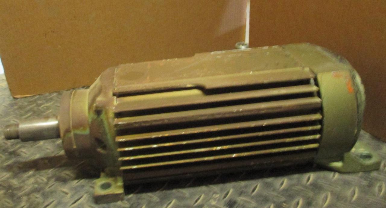 Flender himmel flat motor k75m 2 gp saw arbor daves for Flender himmel motors usa