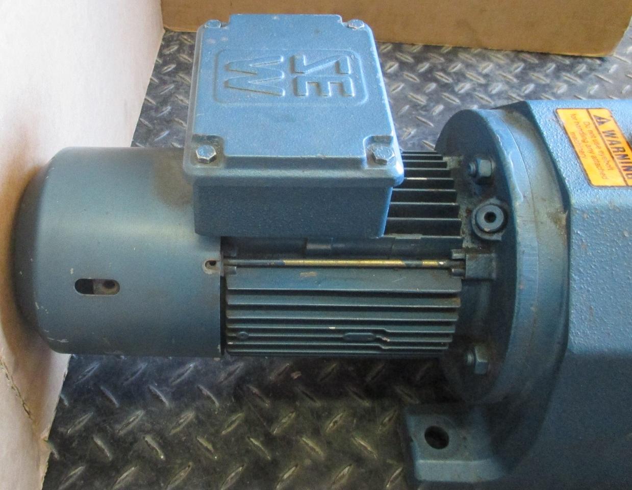 Sew Eurodrive R73dt80w4bn61nr Gear Motor Reducer Daves