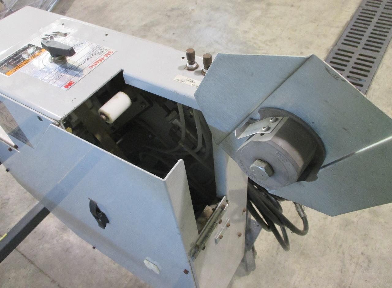 Dis M Matic S L Clip Tape Applicator on 3m Matic Tape Machine Parts
