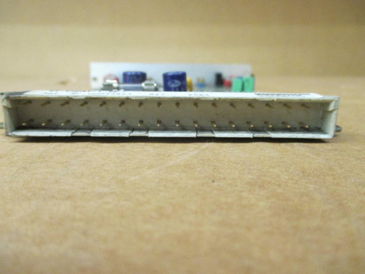 Mannesmann-Rexroth VSPA1-1CL1 Board