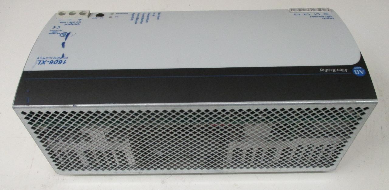Allen Bradley 1606 Xl960e 3s Ser A Power Supply 24 28vdc