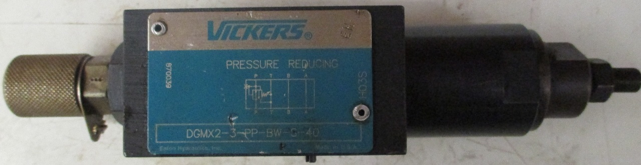 Vickers Pressure reducing valve DGMX2-3-PP-BW-S-40