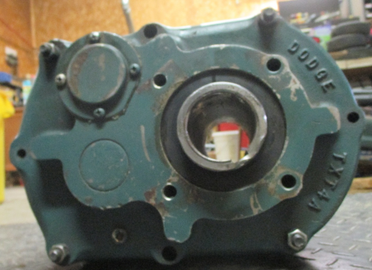 Dodge gear reducer scxt425a ratio 21 5 hp daves for Air motors and drives llc