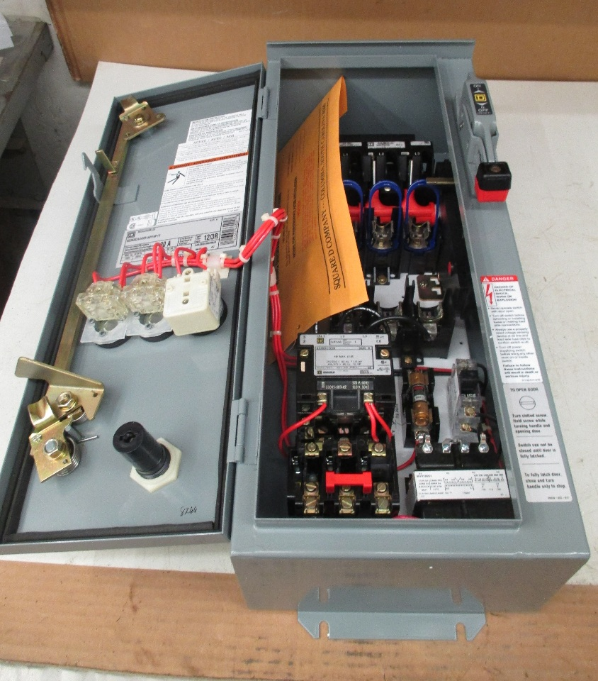 Square d ac combination motor starter 8538sca44v81aff4p1t for Square d combination motor starter