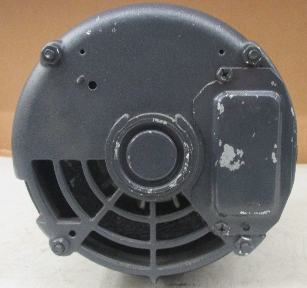 Dayton 1hp industrial motor 31tt12 ebay for Daher motors kingston nh