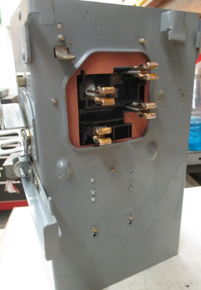 Square D Pq4603g  30 Amp  600 Volt  Bus Plug  3 Pole 4