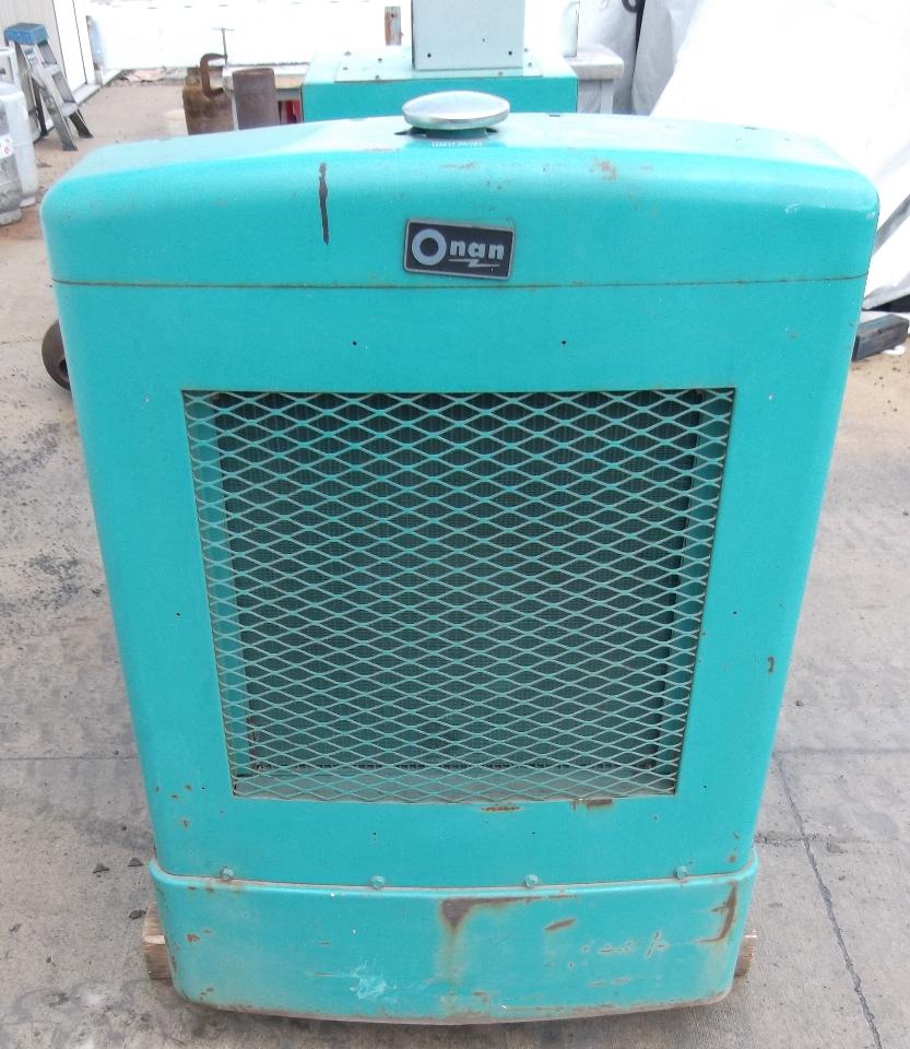 Onan 45 Kw Natural Gas Generator 1 183 Hrs
