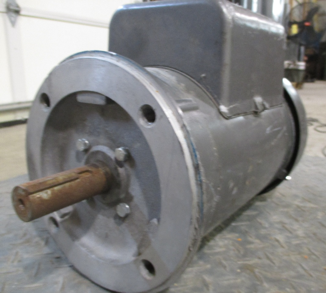 Baldor industrial motor 3 hp vl3609t daves industrial for Baldor industrial motor parts
